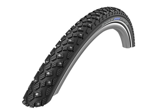 Покрышка 26x1.75 (47-559) MARATHON WINTER PLUS (200шипов)SCHWALBE