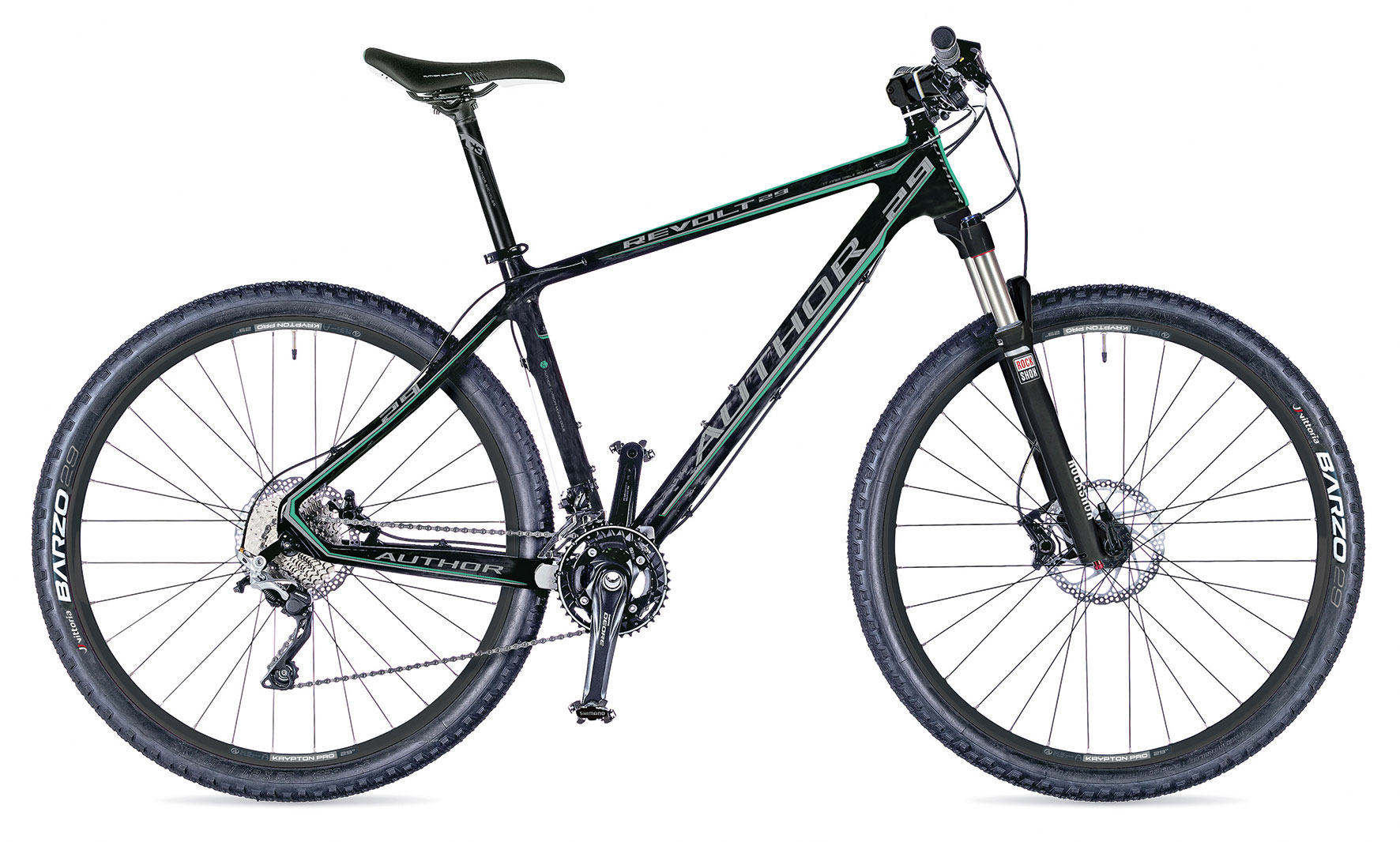 Велосипед Бигфут Author Revolt 29