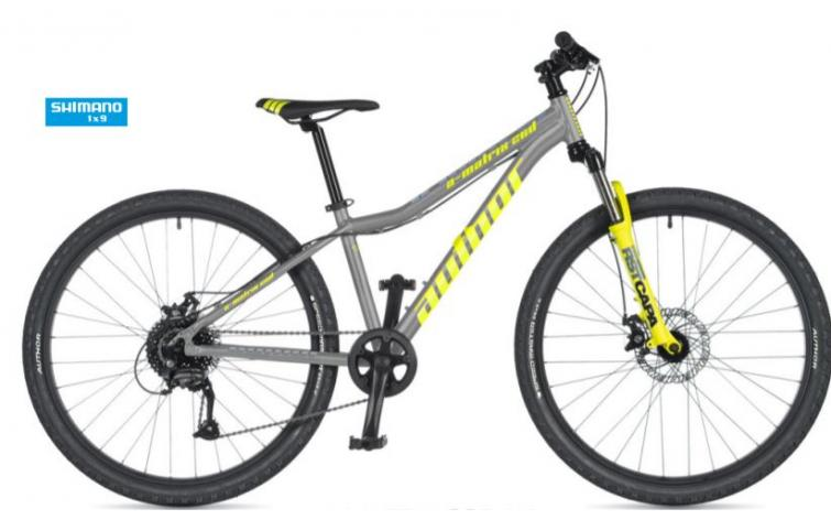 Подростковый велосипед Author A-Matrix 26 D