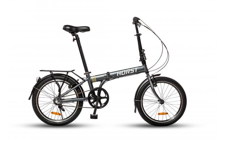 Складной велосипед Horst Planet (2020)