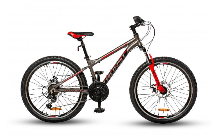 Подростковый велосипед Horst Rainer 24 Disc (2020)