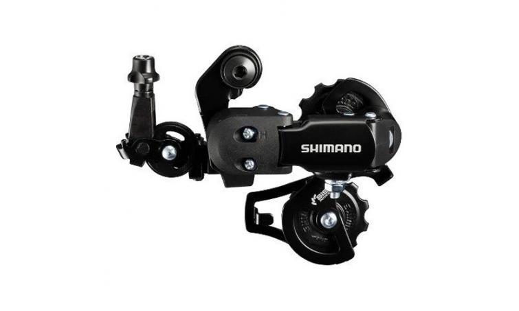 Переключатель задний TOURNEY ARDFT35AD 6-7ск. резьба, супер короткая лапка SHIMANO
