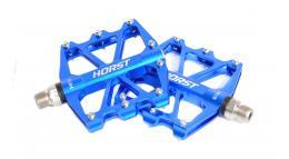 Педали BMX/Downhill  алюминиевые HORST