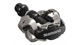 Педали алюминиевые замковые (контактные) MTB/RACE EPDM540LчерныеSHIMANO