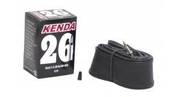 """Камера KENDA 26"""" х 2.125-2.35"""", 50/60-559 спор ниппель"""