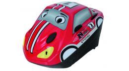 Шлем детский красныйр-р 52-57см RACING CAR VENTURA
