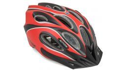 Шлем спортивный SKIFF 172 RED/BLACK р-р 52-58см AUTHOR