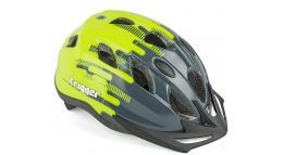 Шлем подростковый TRIGGER 174 GREY INMOLD р-р 54-58см AUTHOR