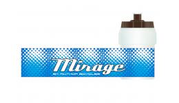 Фляга AB-MIRAGE WHITE/BLUE AUTHOR