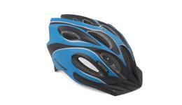 Шлем спортивный SKIFF 192 BLUE-NEON/BLACK р-р 58-62см AUTHOR