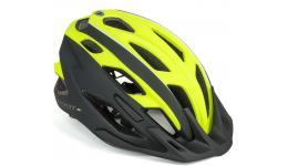 Шлем 8-9001448 спортивный ROOT INMOLD 173 NEON-YELLOW/BLACK р-р 53-59 см AUTHOR