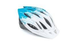 Шлем WIND 173 WHITE/BLUE р-р 54-58см AUTHOR