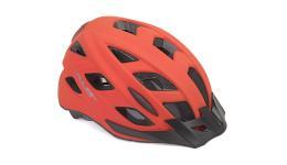 Шлем PULSE LED X8 185 RED-NEON р-р 58-61см AUTHOR