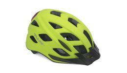 Шлем PULSE LED X8 171 NEON-YELLOW р-р 52-58см AUTHOR
