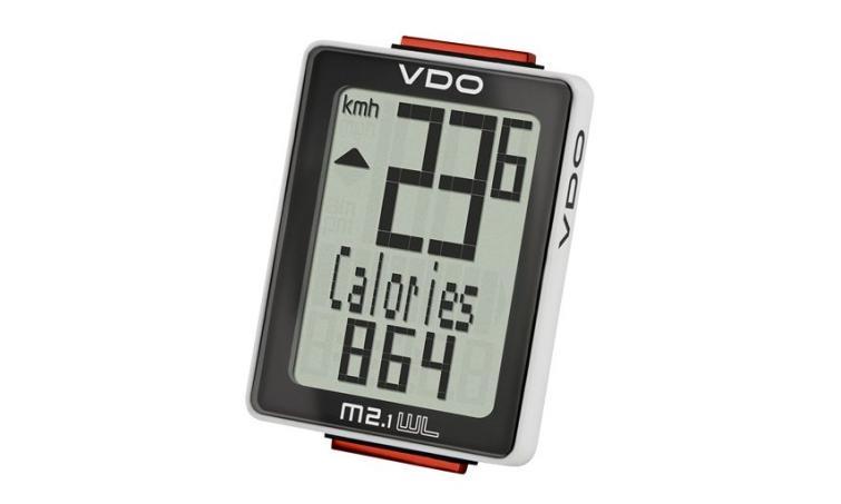 Велокомпьютер VDO M2.1WL