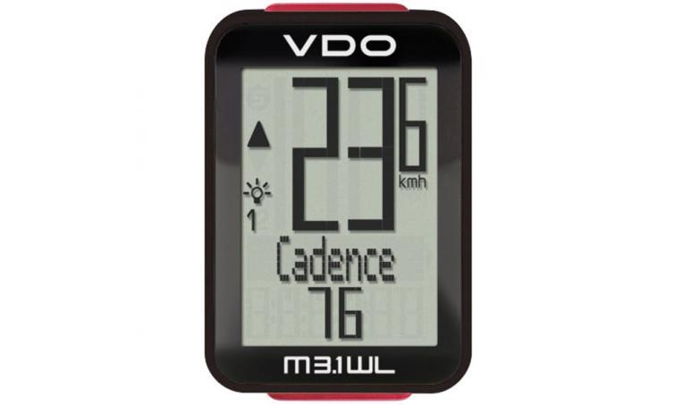 Велокомпьютер VDO M3.1