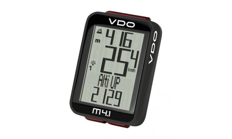 Велокомпьютер VDO M4.1