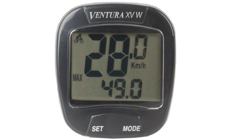Велокомпьютер VENTURA XV W