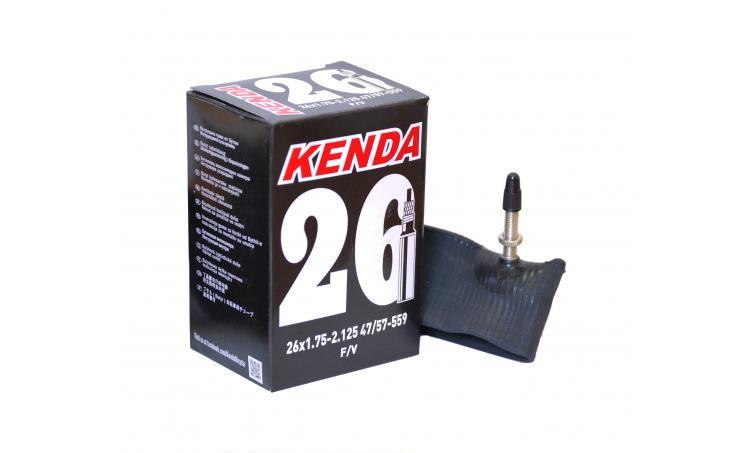 "Камера KENDA 26"" х 1.75-2.125"", 47/57-559 спор ниппель (Presta)"