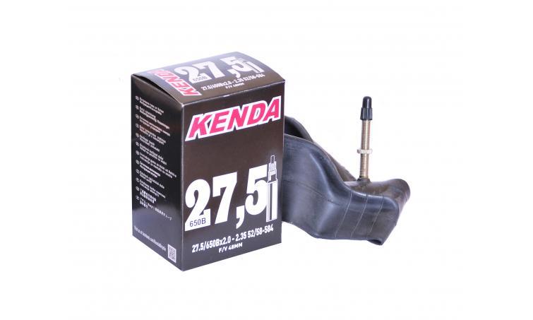 Камера KENDA 27,5ʺх 2.00-2.35ʺ, 52/58-584 спорт ниппель