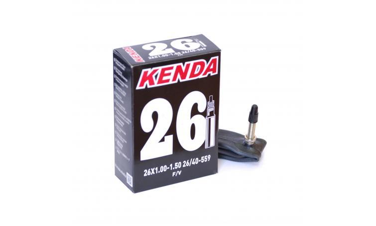 """Камера KENDA 26"""" х 1,00-1,50"""", 26/40-559 спорт ниппель"""