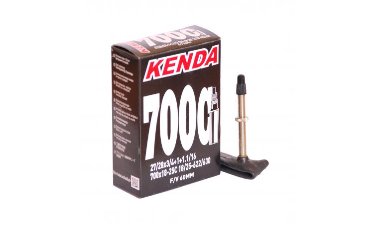 Камера KENDA SUPERLITE 27,5ʺх 1.95-2.125ʺ, 50/57-584 спор ниппель
