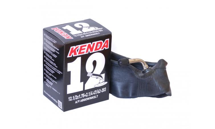 """Камера KENDA 12"""" 1/2 х 1.75-2.125"""", 47/62-203 авто изогнутый"""