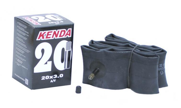 "Велокамера KENDA 20"" х 3,00"", 68-406 авто"