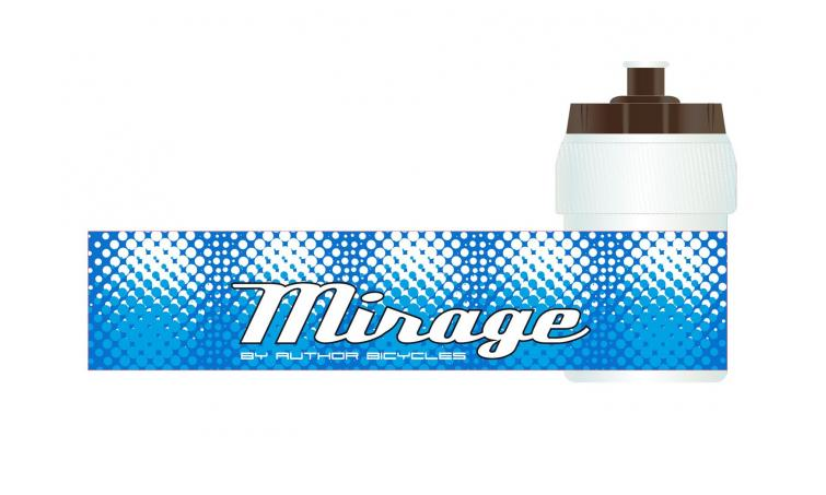 Фляга AB-MIRAGE WHITE/BLUE AUTHOR