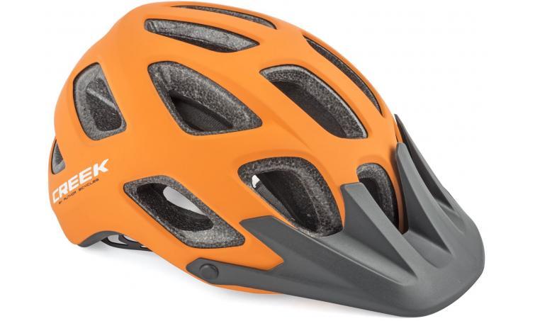 Шлем спортивный CREEK HST 161 ORANGE р-р 54-57 см AUTHOR