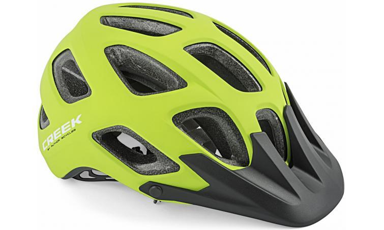 Шлем спортивный CREEK HST 163 GREEN р-р 54-57 см AUTHOR