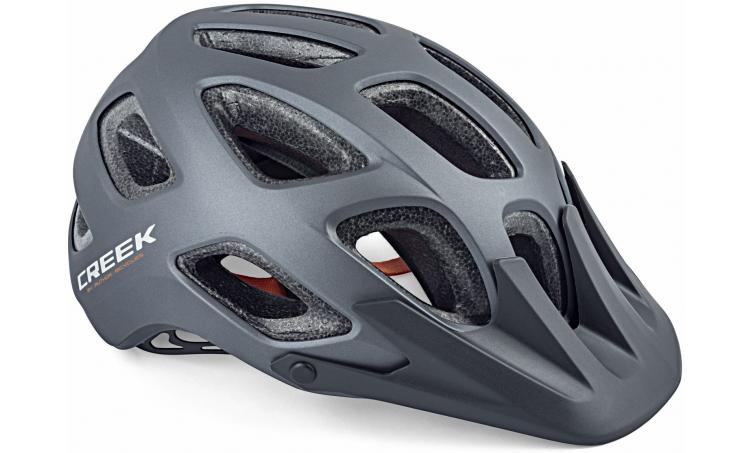 Шлем спортивный CREEK HST 164 GREY р-р 57-60см AUTHOR