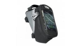 Велосумка M-Wave для смартфона на раму велосипеда