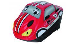 Шлем детский красный р-р 52-57см CAR  VENTURA 5-731050