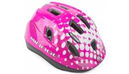 Шлем 8-9089957 детский розовый MIRAGE 161 48-54см  AUTHOR