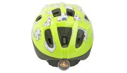 Шлем 8-9089981 детский с фонариком 48-54см  AUTHOR