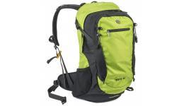 Рюкзак спорт/туризм TWISTER GSB X7 черно-зел. AUTHOR 8-8100056