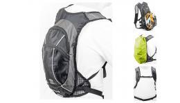 Рюкзак спортивный TURBO GSB черно-серый AUTHOR 8-8100270