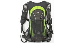 Рюкзак спортивный TURBO X7 черно-зеленый AUTHOR 8-8100272