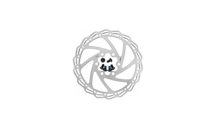 Тормозной диск 140мм  HJ-DXR1406 ALHONGA 6-171406