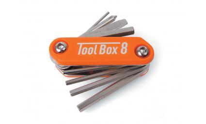 Комплект ключей AHT ToolBox 8