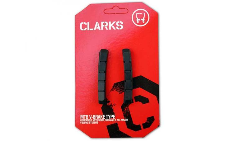 Тормозные резинки сменные СР501 CLARK'S 3-040