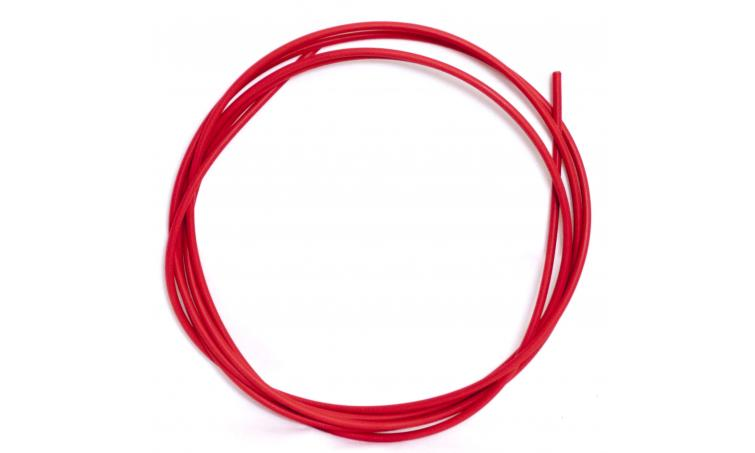 Рубашка тросика тормоза красная(1 метр) Y1005DB  CLARKS 3-244