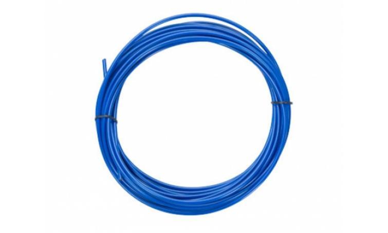 Рубашка тросика тормоза синяя(1 метр) Y1005DB  CLARKS 3-245