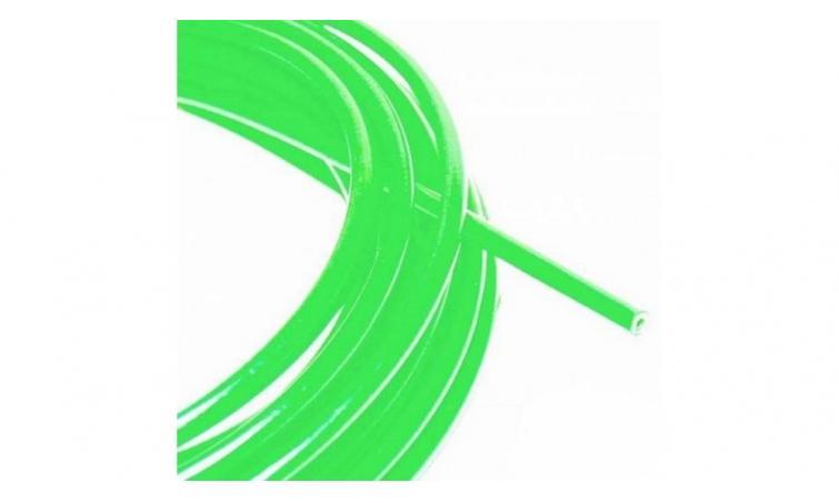 Рубашка тросика тормоза зеленая(1 метр) Y1005DB  CLARKS 3-247