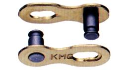 Замок цепи  KMC 5-300038  (для 7скор.)
