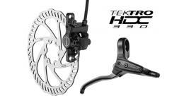 Тормозной набор гидравлический дисковый передний TEKTRO 6-330