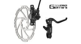 Тормозной набор гидравлический дисковый задний GEMINI  TEKTRO 6-511