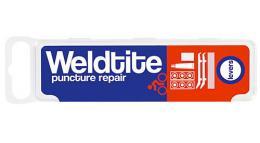 Аптечка 6 суперзаплаток WELDTITE (Англия) 7-01029