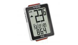Велокомп. 4-30020 VDO M2.1 NEW 10 ф-ций 3-строчный дисплей (40) черно-белый (Германия)